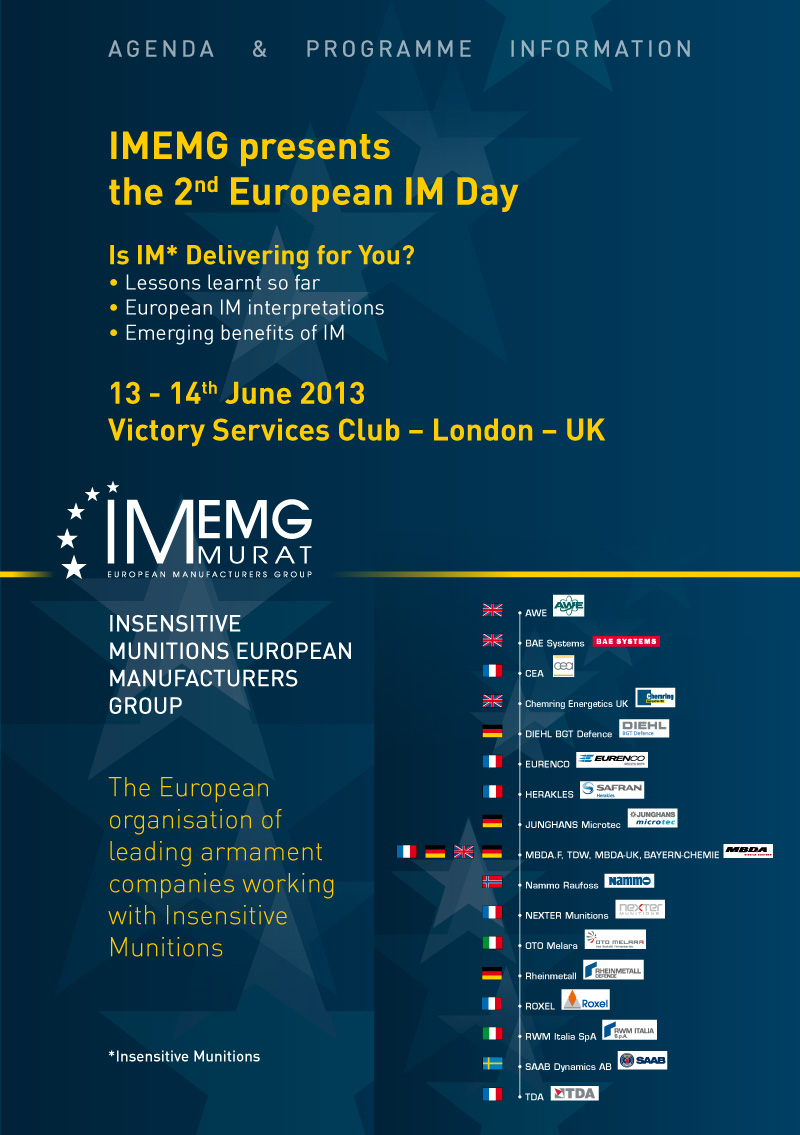 IM day 2013 - programme